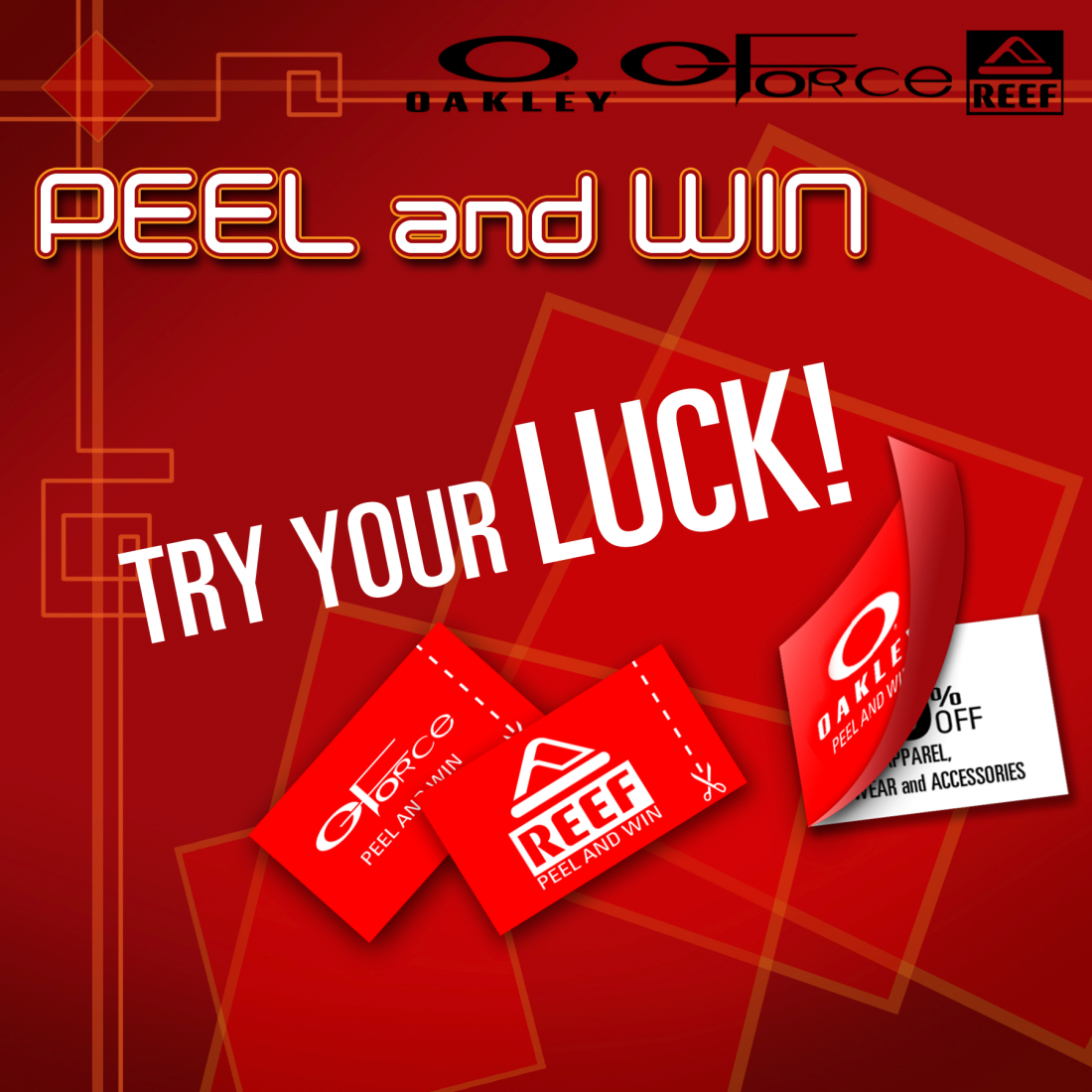 Reef Philippines Peel and Win